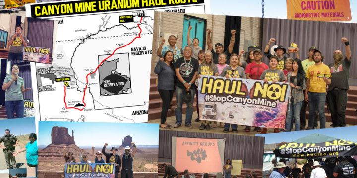 Haul No! Tour Report Back Part 1