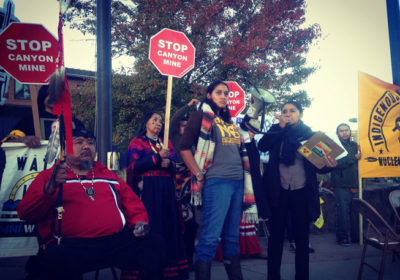 Haul No! Update from Flagstaff Rally & City Council Meeting