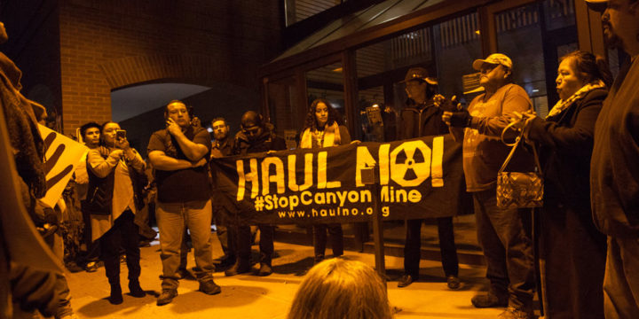 City of Flagstaff Passes Resolution Opposing Uranium Mining & Transport